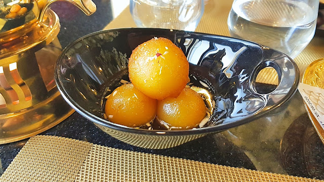 Gulab Jamun at Magan, Kuwait