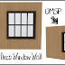 Sims 4 Pose: Industrial Deco Window Wall {Released}
