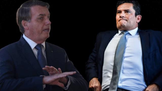 Provocar demissão de Moro seria uma exigência dos políticos do Centrão?