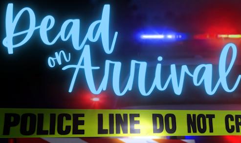 Murder Mystery Box Dead on Arrival DOA