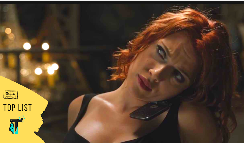 8 Film yang Diperankan Oleh Scarlett Johansson Terbaik Selain Avengers