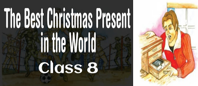 The Best Christmas Present in the World class 8 Questions Answers