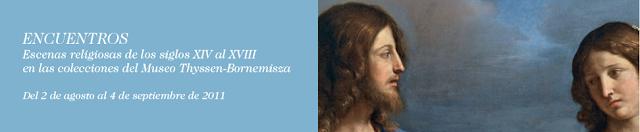 Exposición de Escenas religiosas en el Thyssen-Bornemisza