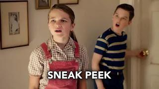 "Young Sheldon Episódio 3x10 ""Teenager Soup and a Little Ball of Fib"""