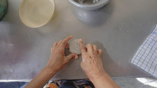 Proses Pembuatan Rengginang