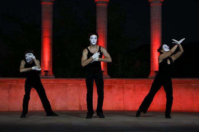 Sin palabras: Armenia presenta el VII Festival Internacional de Pantomima