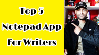 5 best notepad applications