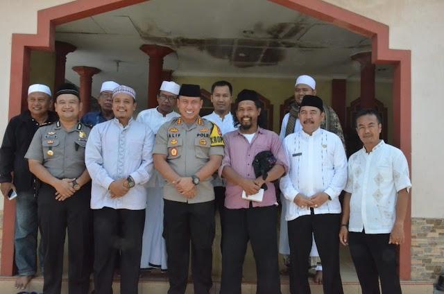 Jelang Pemilu 2019,Polresta Tangerang Laksanakan Giat Pos Khidmat