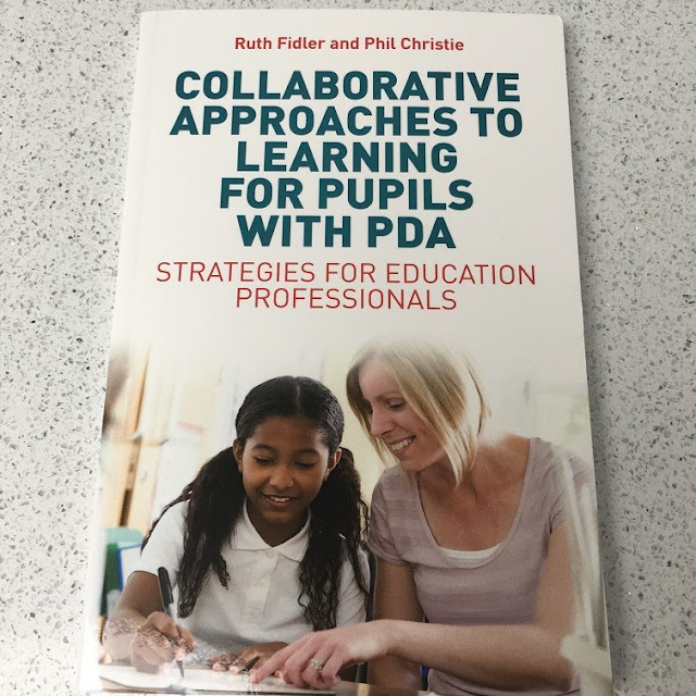 collaborative approaches to PDA book cover