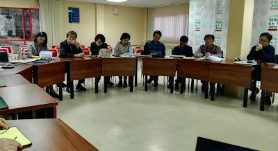 Corea del Sur elige al Valle del Jerte como caso de éxito en desarrollo rural a nivel europeo