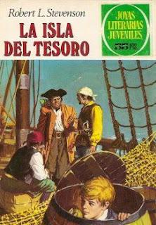 Portada del libro la isla del tesoro descargar pdf gratis