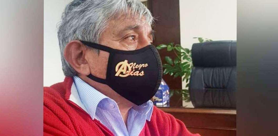 Ministro Arias pide al titular del TSE mayor firmeza en esta etapa histórica / RRSS
