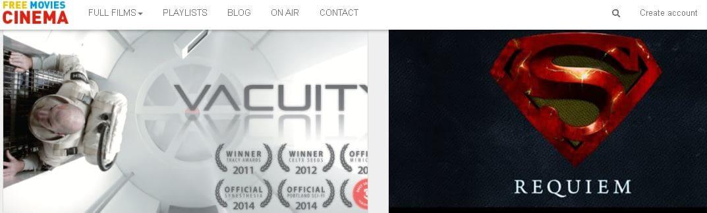 5- موقع Free Movies Cinema