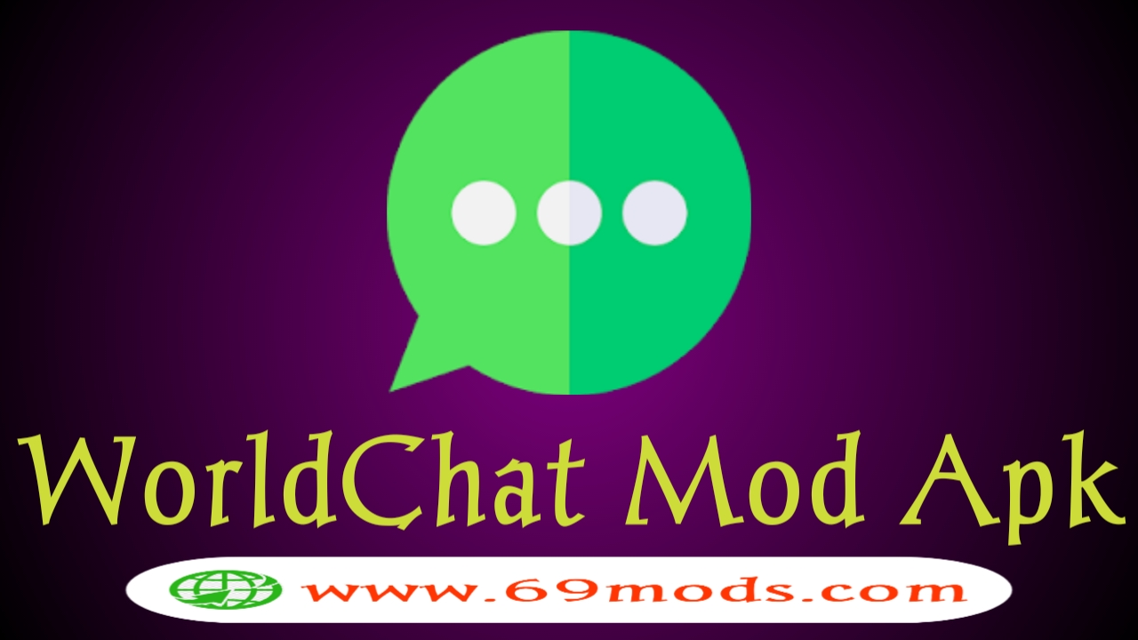 WorldChat mod apk download for android