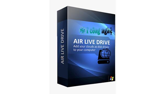 تحميل برنامج Air Live Drive كامل مع التفعيل
