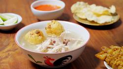 Kuliner Soto Lenthok di Yogyakarta
