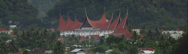 Gedung kantor bupati Kabupaten Pesisir Selatan