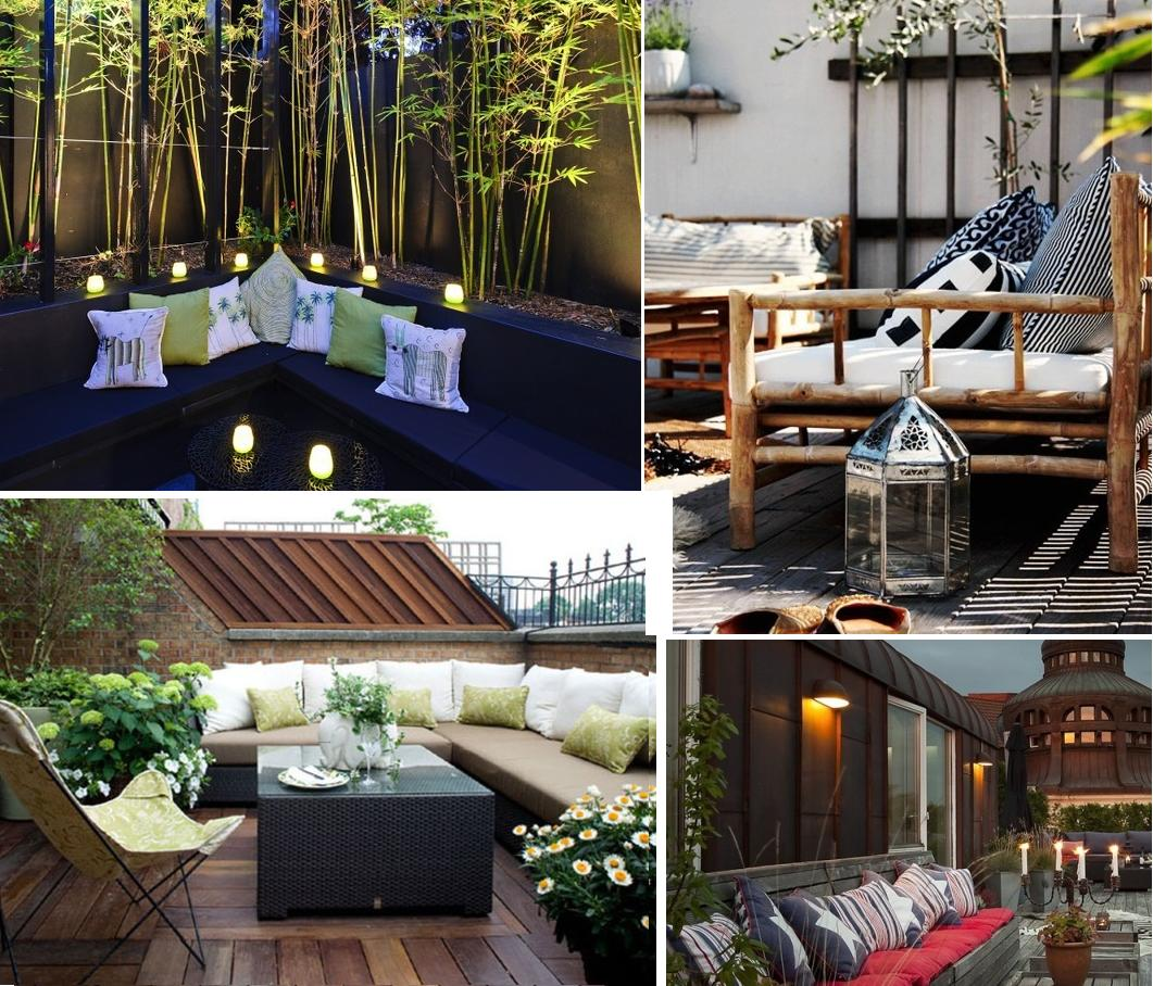 Decoration terrace design ideas pagina ao lado for Terrace party decoration ideas