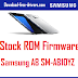 Stock ROM Firmware  Samsung A8 SM-A810YZ