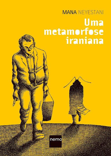 Uma metamorfose iraniana - Mana Neyestani