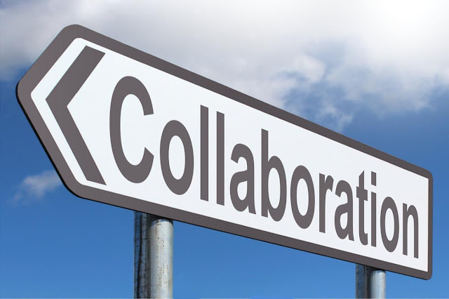 Kolaborasi Dengan Orang Lain