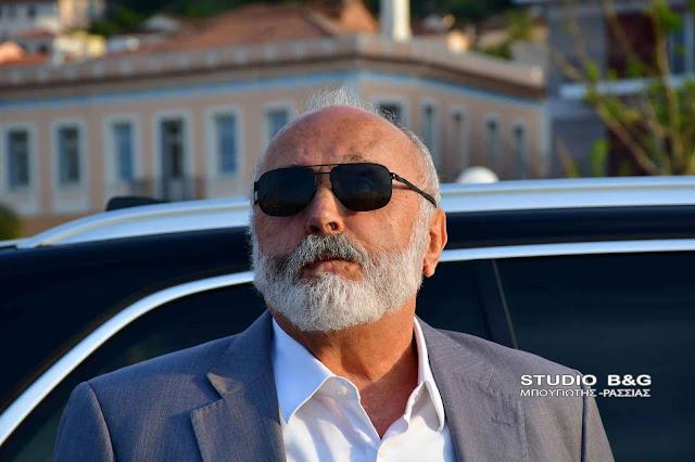 Π. Κουρουμπλής από το Ναύπλιο: Κρίσιμος ο ρόλος του Λιμενικού -  Το λιμάνι του Ναυπλίου πρέπει να γίνει Home Port