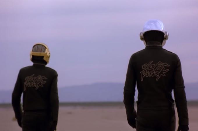Daft Punk anuncia o fim após 28 anos de carreira