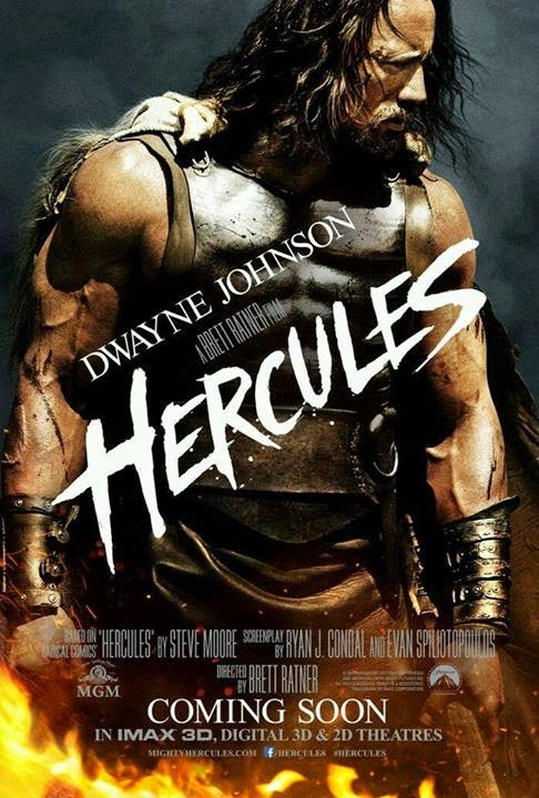 Hercules 2014 Extended HDRip 300mb 480p ESub