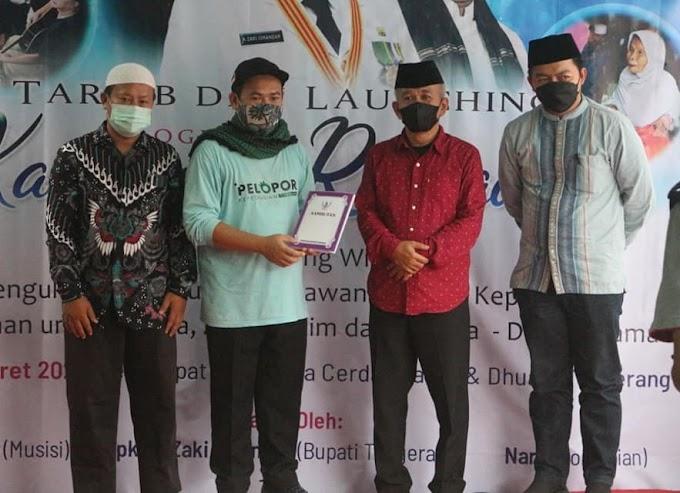 Pelopor Kepedulian Launching Program Kampoeng Ramadhan 2021