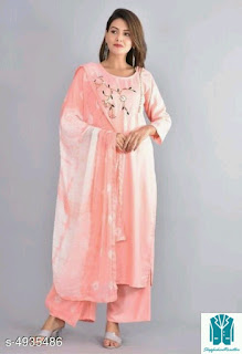 Trendy Women's Kurta Set