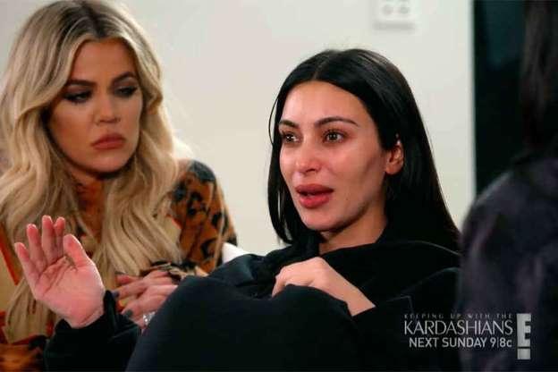 Kim Kardashian Admits Paris Robbers Targeted Her Because of Social Media