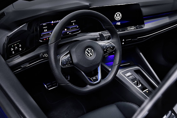 Volkswagen Golf R 2020 precificado a R$ 266 mil - Europa