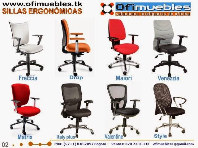 OFIMUEBLES COLOMBIA ® MUEBLES PARA OFICINA