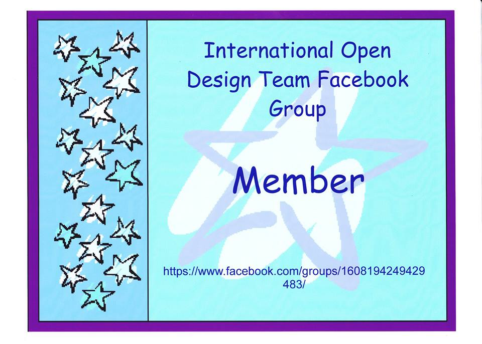 Design team facebook group