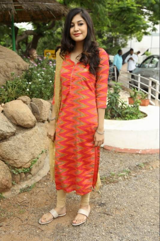 Actress Simran At EGO Movie Launch Stills