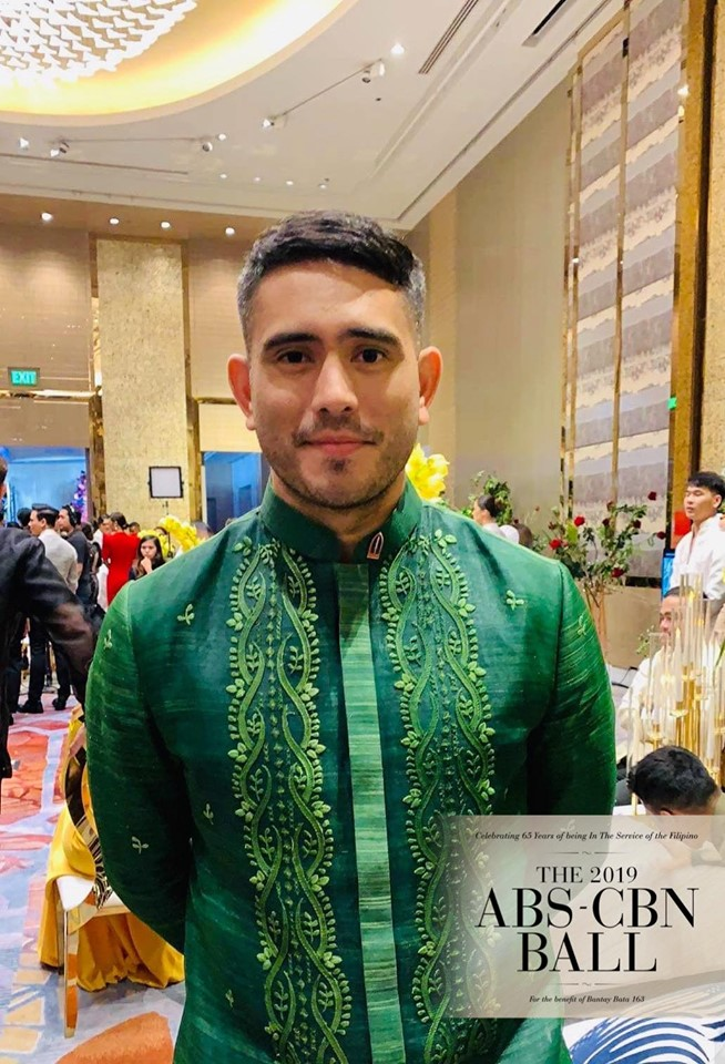 Gerald Anderson ABS-CBN Ball 2019