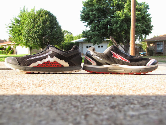 Altra Lone Peak 2.0 - A Comparison Review
