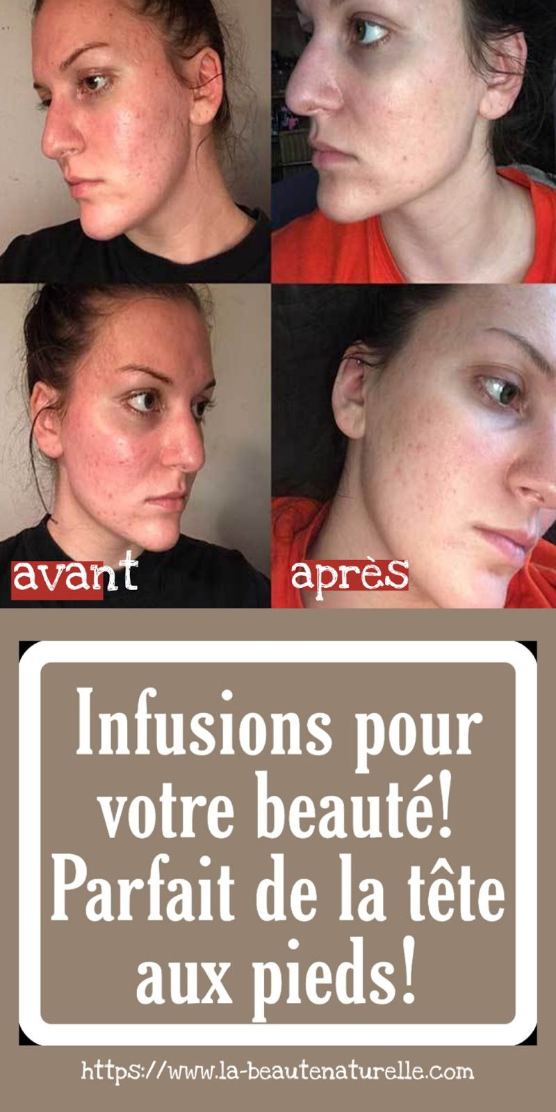 Infusions for your beauty!  Perfect from head to toe!