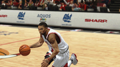 NBA2K13 Playoffs Roster Update Derrick Rose Back