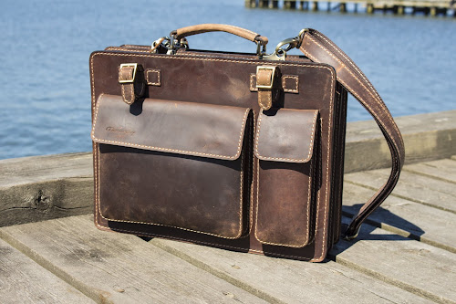 SeMi accessories - Handplockade läderväskor d32c85c30fbc2