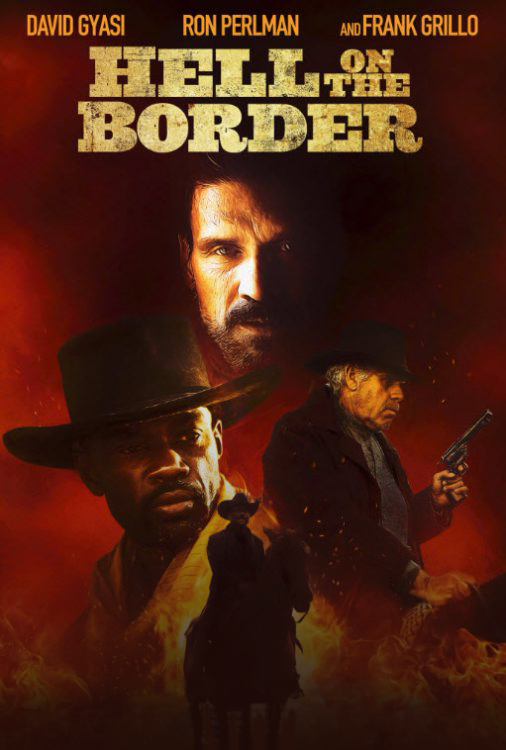 Hell on the Border [2019] [DVDR] [NTSC] [Latino]