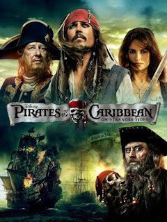 Pirates of the Caribbean: On Stranger Tides 2011 Dual Audio 1080p BluRay