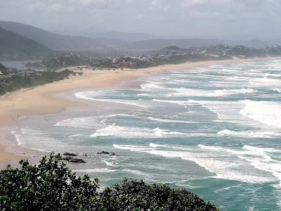beach, South Africa, Garden Route