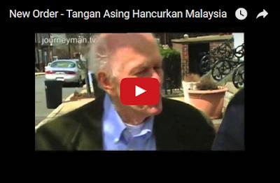 New Order - Tangan Asing Hancurkan Malaysia
