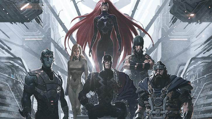 The Inhumans - Eme Ikwuakor, Isabelle Cornish, Mike Moh, Sonya Balmores and Ellen Woglom Join Cast