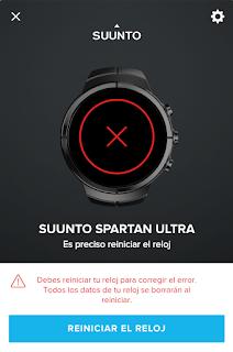 suunto spartan ultra update