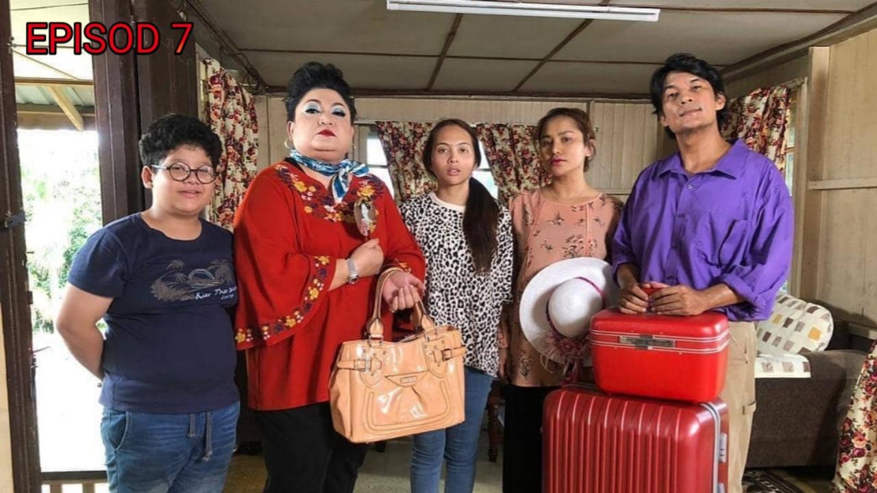 Tonton Drama Kampung People 2 Episod 7 (Lestary TV3)