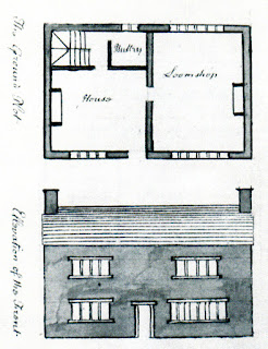 Original plan of Armsgrove House