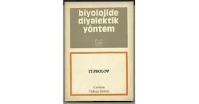 I.T.FROLOV - Biyolojide Diyalektik Yöntem PDF İndir