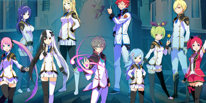 Otaku Gamers Uk News Reviews Review Conception Ii Children Of